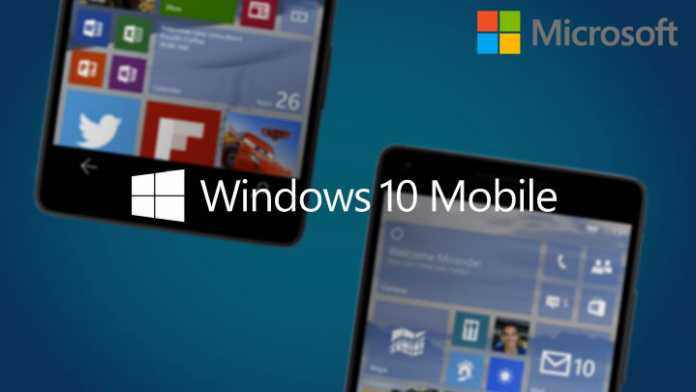 Microsoft Confirmed Windows 10 Update For Windows Phones