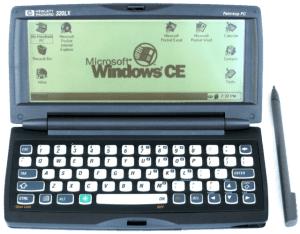 Microsoft made debut in smartphone market seven years before Apple