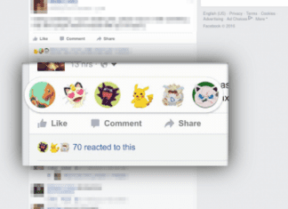 Now You Can Customize Facebook Reactions With Your Own Emojis