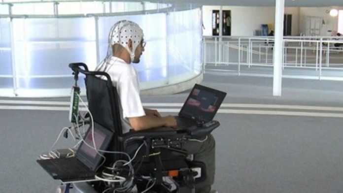 Scientists Built A Mind Controlled Wheel Chair