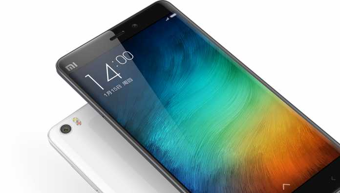 Xiaomi Mi Note 2 To Feature Snapdragon 823, 3D Touch Display