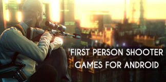 Top 10 Best First-Person Shooter (FPS) Games for Android
