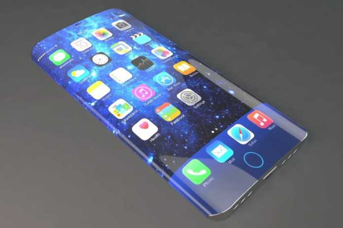 iPhone 8 to Have Curved Screen, Amoled Display