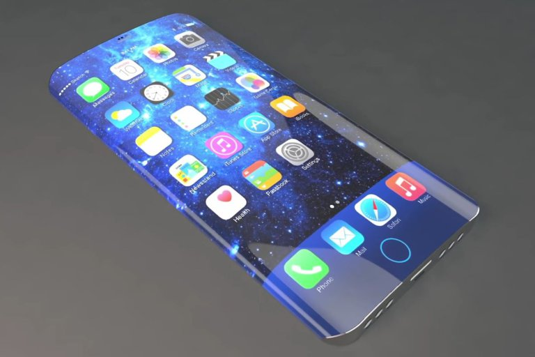 IPhone 7s To Have Curved Screen Amoled Display