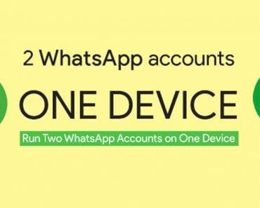 كيفية تشغيل حساب WhatsApp متعددة على هاتف Android الخاص بك