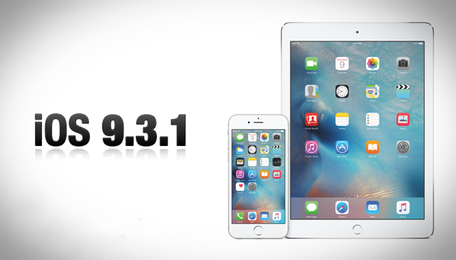 Apple Released iOS 9.3.1 To Correct Errors Links In Safari