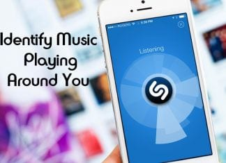 Best iPhone Apps To Identify Music Playing Around You