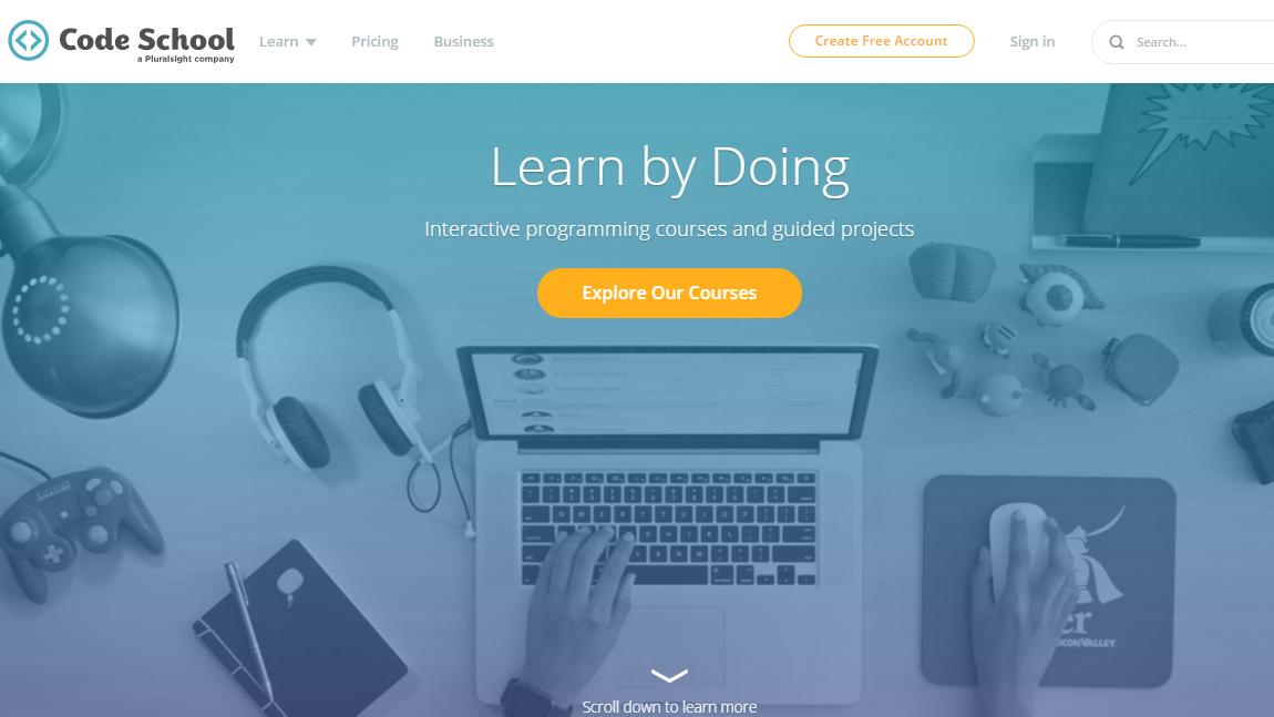 Codeschool deals