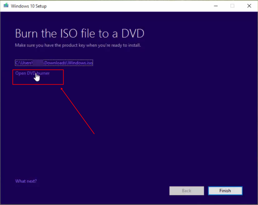 Windows 10 Installation Disc