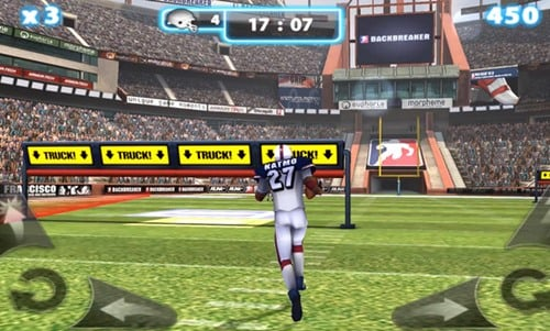 Best Football Games For iPhone