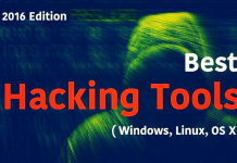 Top Best Hacking Tools Of 2016 For Windows, Linux and Mac OS X
