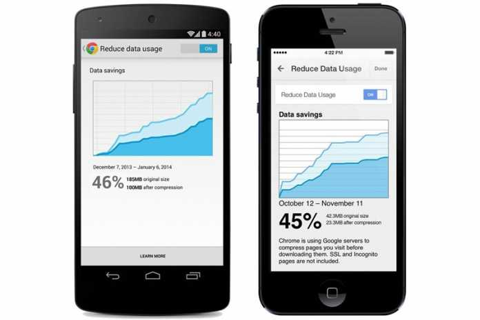 Here is How To Reduce The Data Usage in Android and iPhone