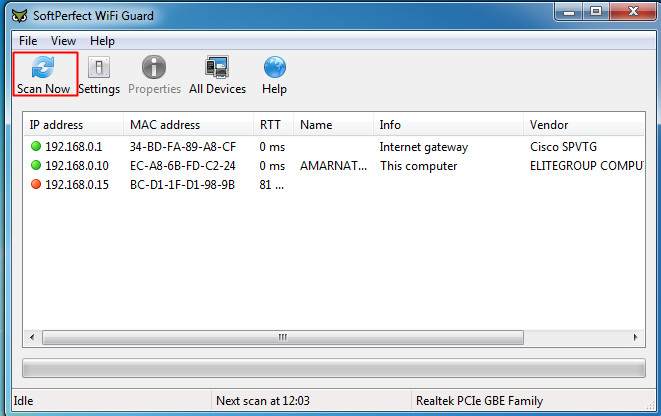 Block Devices From Your Wifi Network