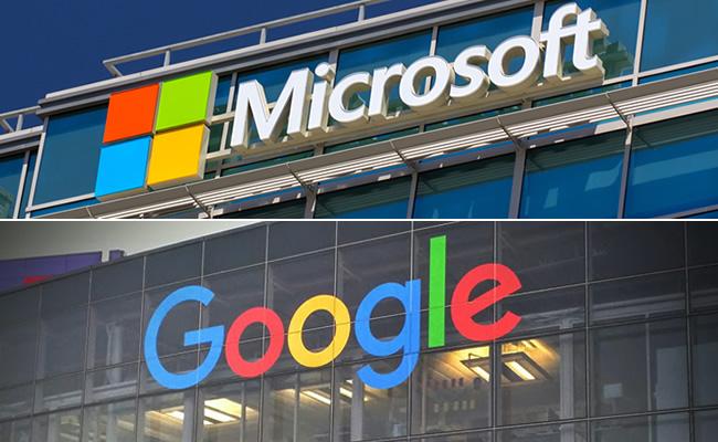 Microsoft And Google Mutually Agreed To Make Peace