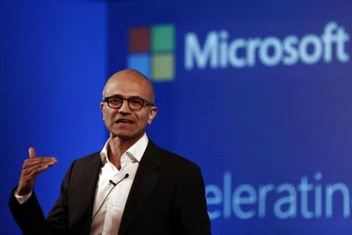 Microsoft's CEO, Satya Nadella Among Highest Paid CEOs in the World Equilar