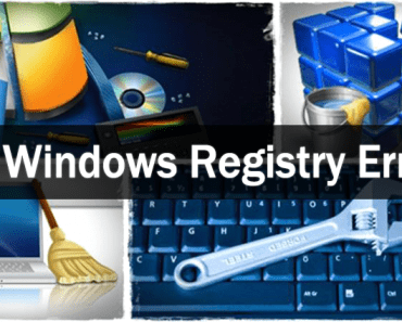 Repair Windows Registry Errors in 2020