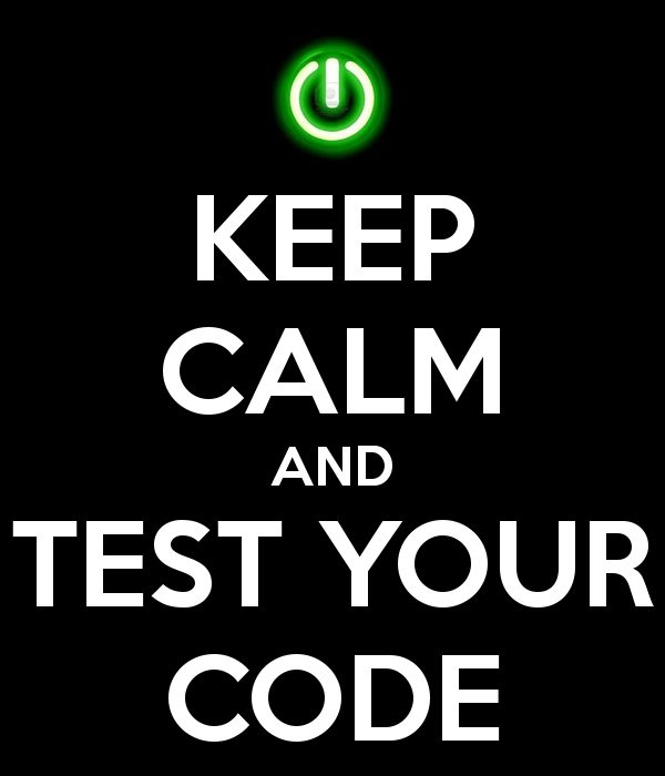 Test Your Codes