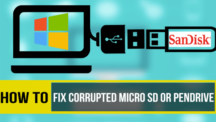 How To Repair Your Corrupted Memory Card/USB Hard Drive