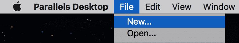 Using Parallels Desktop