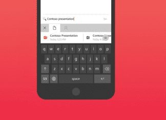 iPhone and iPad Just Got a Hub Keyboard App from Microsoft