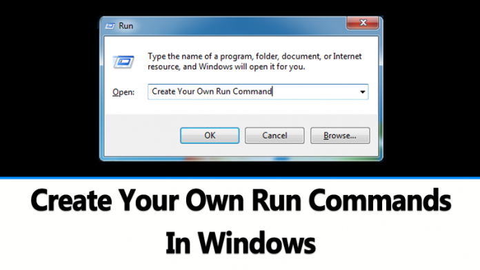 How To Create Your Own Run Commands In Windows (3 Methods)