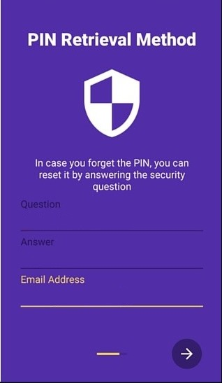Set Always changing Pin for Increased Security of your Android