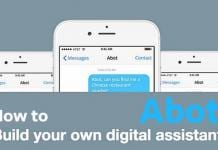 Abot Make Own Digital Assistant With Free & Open Source Tool