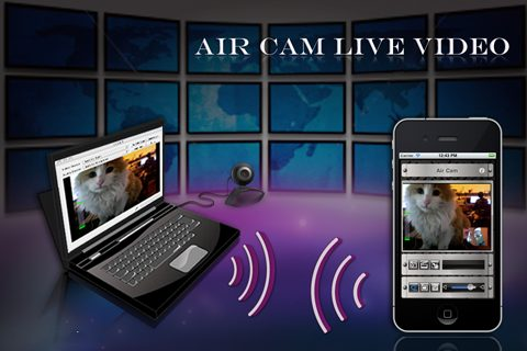 Air Cam Live Video
