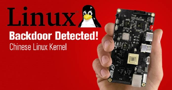 Backdoor Was Detected In Popular Allwinner Mobile Devices