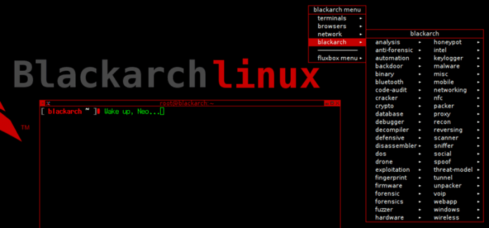 BlackArch Linux Now Offers 1,400 Pentesting Tools