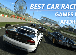 Top 15 Best Car Racing Games For Android Smartphone