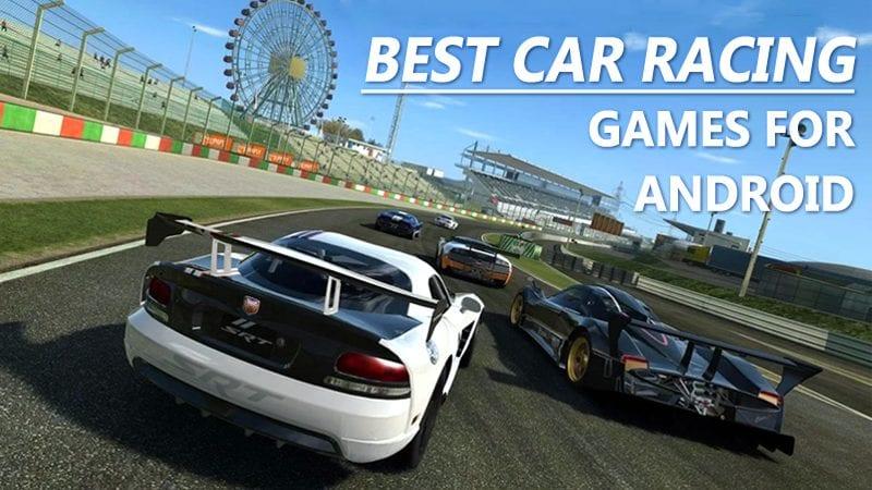 bmw racing games