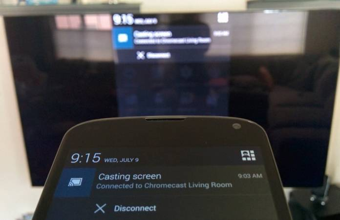 Cast Android Screen on Your TV