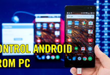 How To Control Your Android Device From Your PC
