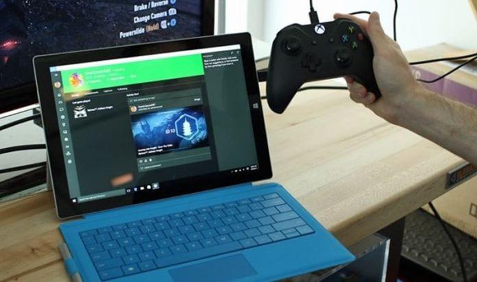 Control Windows Desktop with Xbox 360