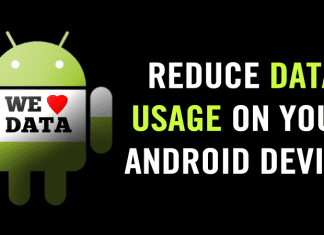 10 Simple Ways To Reduce Data Usage On Your Android Device