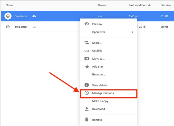 Update File In Google Drive Without Changing The Link