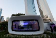 Dubai Presents The World's first 3D-Printed Office