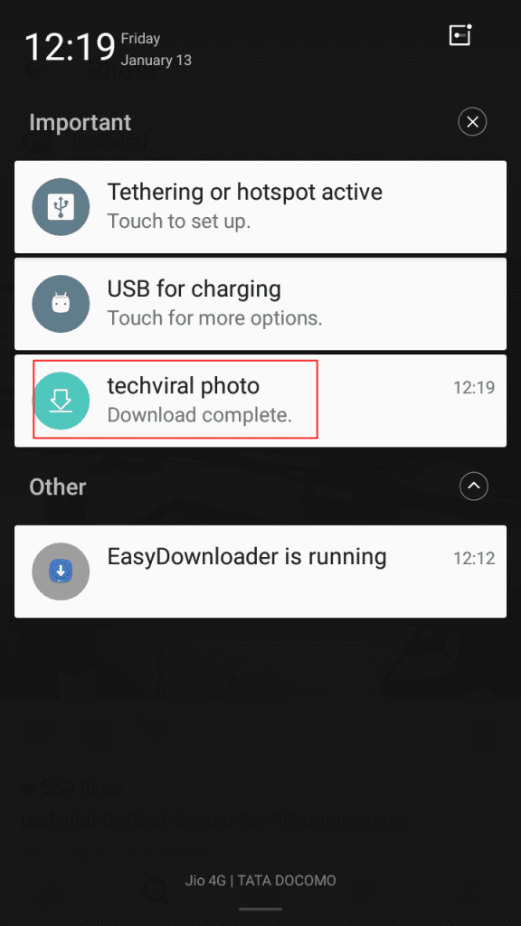 Using Easy Downloader