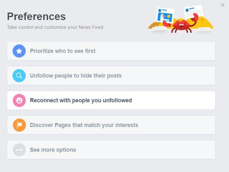 Follow All the People You Unfollowed On Facebook At Once2