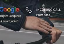 Google's Smart Jacket Will Hit The Market In 2017