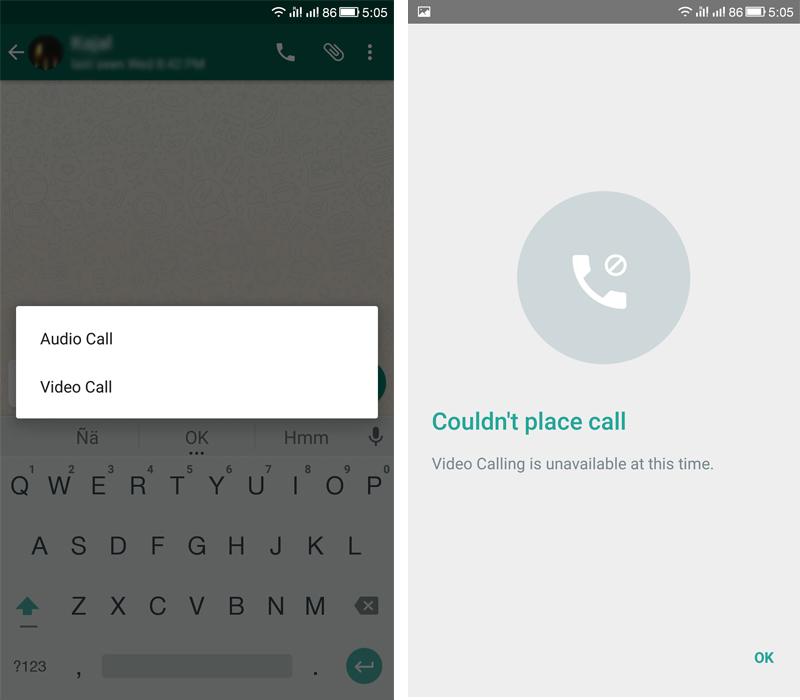 Latest Beta Update Revealed WhatsApp Video Calling Feature-1