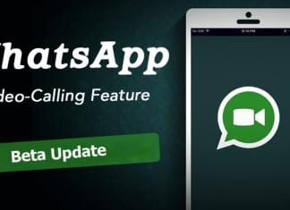 Latest Beta Update Revealed WhatsApp Video Calling Feature