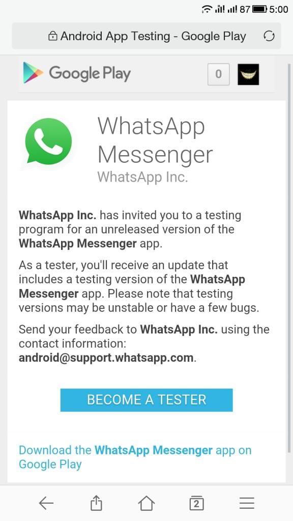 Latest Beta Update Revealed WhatsApp Video Calling Feature_2