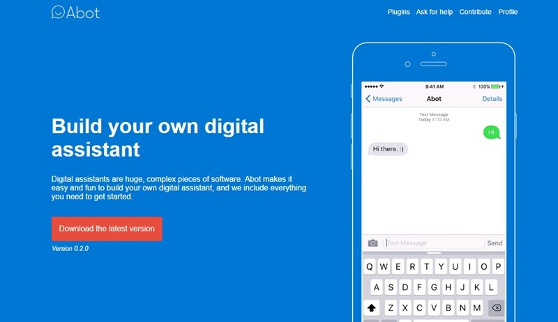 Make Your Own Digital Assistant With Free & Open Source Tool