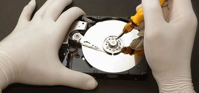 Man Jailed For Failing To Crack Encrypted Hard Drives