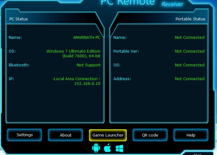 Monect PC Remote