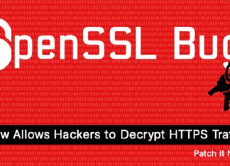 OpenSSL Fixed Six Severe Flaws