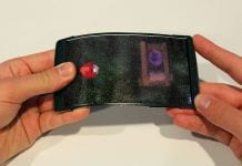 Researchers Develop Smartphone With Flexible and 3D Holographic Screen