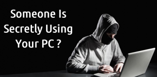 How To Find Out If Someone Is Secretly Using Your PC